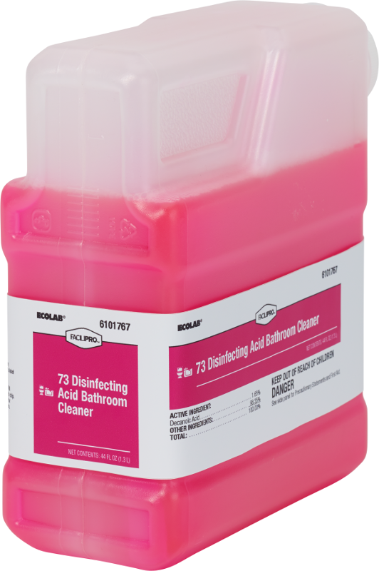 Facilipro 73 Disinfecting Acid Bathroom Cleaner