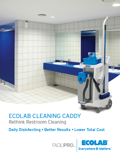 Ecolab Cleaning Caddy QC