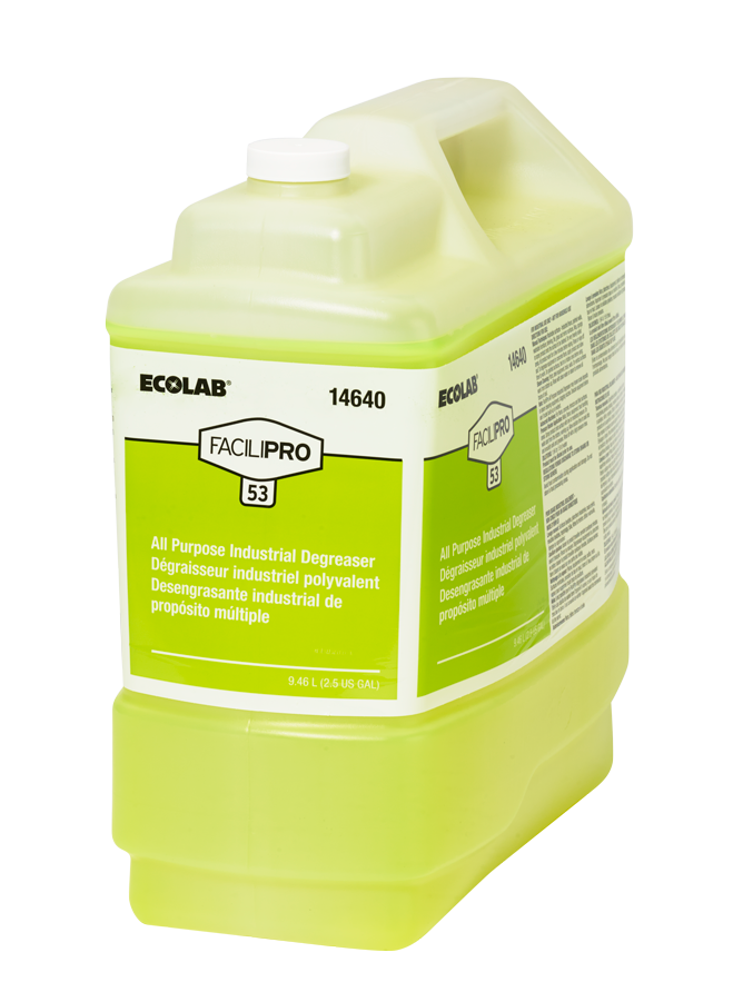 Facilipro disinfectant cleaner 2 0 for Ecolab heavy duty alkaline bathroom cleaner