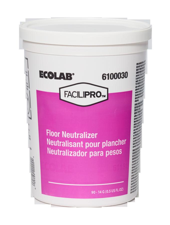 FaciliPro Floor Neutralizer - Floor stripping neutralizer