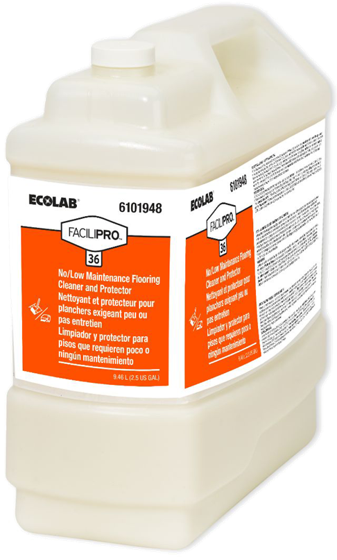 Facilipro 36 No Low Maintenance Flooring Cleaner And