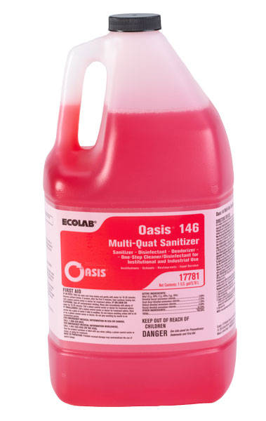 Oasis 174 146 Multi Quat Sanitizer