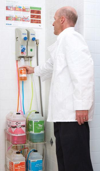 Oasis 174 146 Multi Quat Sanitizer