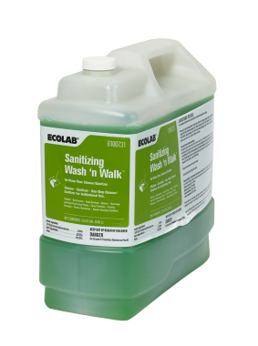 Sanitizing Wash n Walk