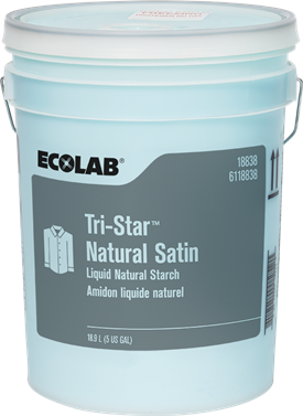 Tri Star Natural Satin
